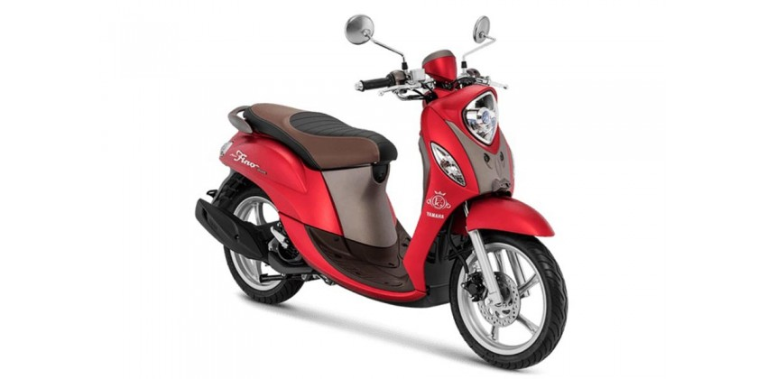 Fino 125 Grande - Luxury Red
