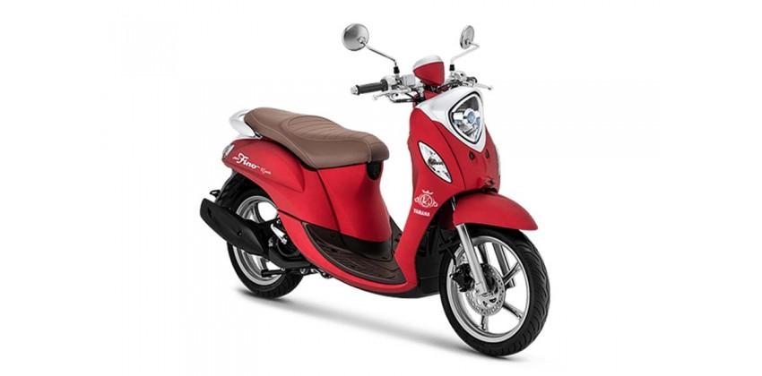 Yamaha Fino 125 Grande