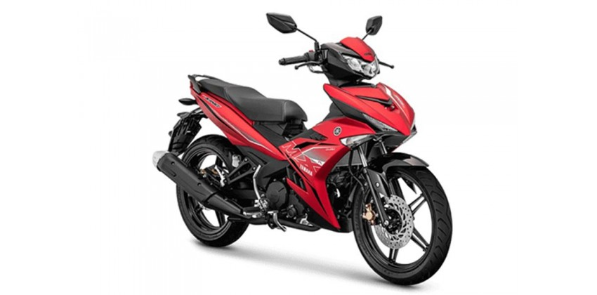 Jupiter MX 150 King - Matte Red
