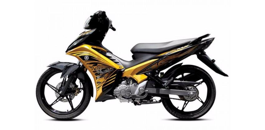 Yamaha Jupiter MX New