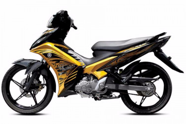 Yamaha Jupiter MX New