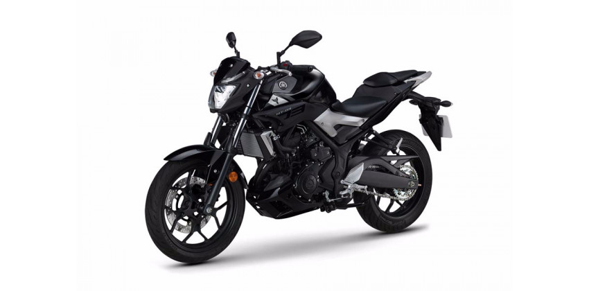 Yamaha MT 03 0