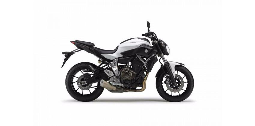 Yamaha MT 07 0