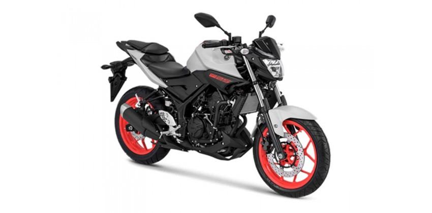 Yamaha MT 25 0