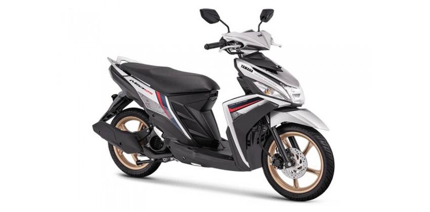 Yamaha Mio M3 0