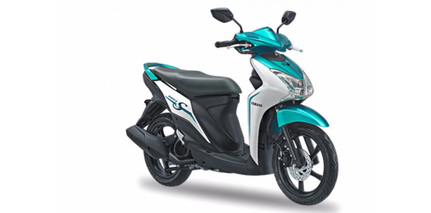 Yamaha Mio S 0