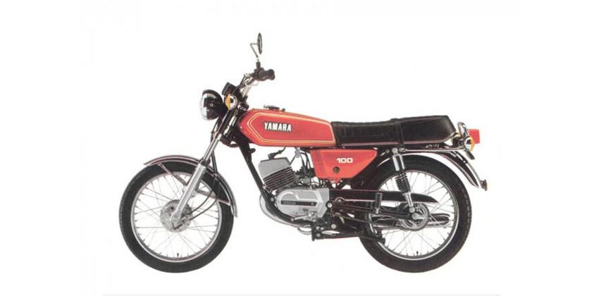 Yamaha Rs 100 0