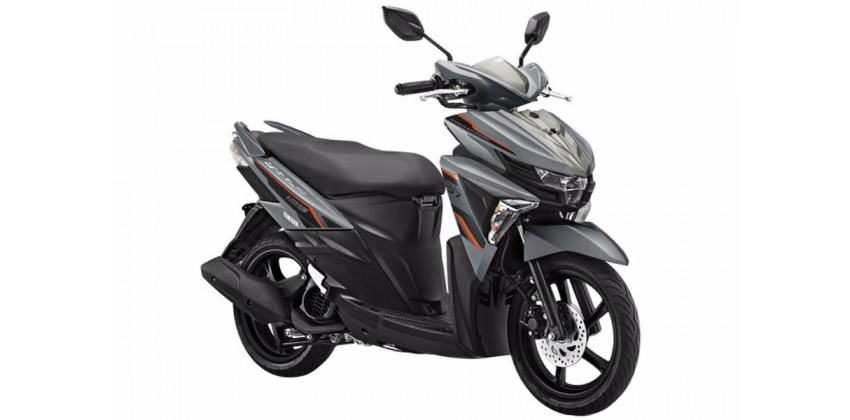 Yamaha Soul GT 125 All New 0
