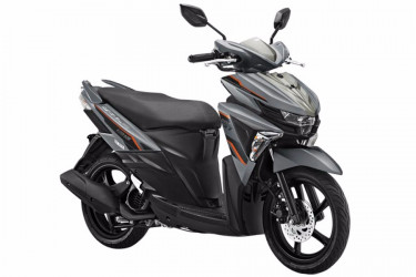 Yamaha Soul GT 125 All New