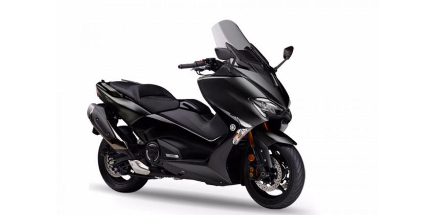 Yamaha Tmax 2017 0
