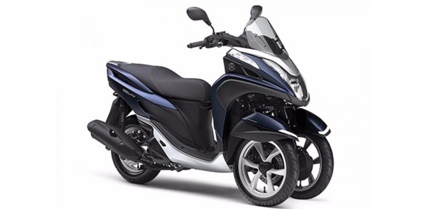 Yamaha Tricity 0