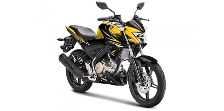 Yamaha Vixion All New 0