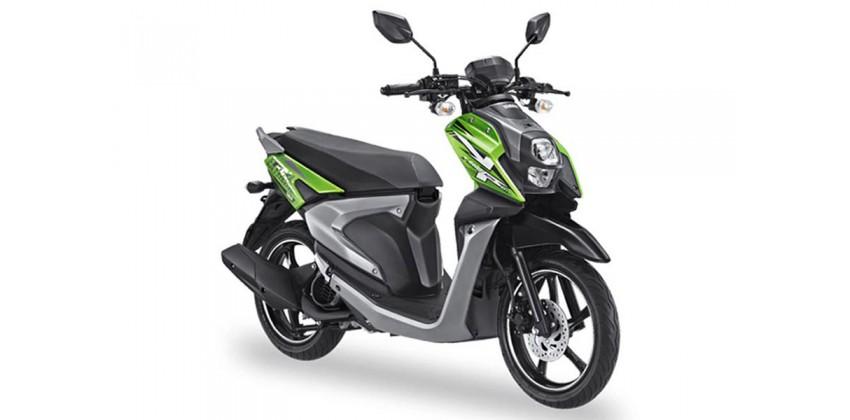 Yamaha X Ride 125 All New