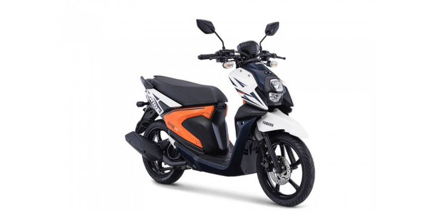 Yamaha X Ride 125 All New 0