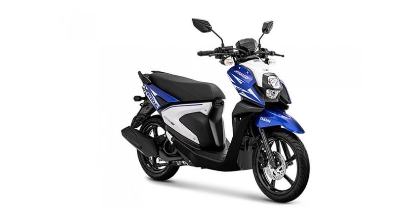 Yamaha X Ride 125 All New 0