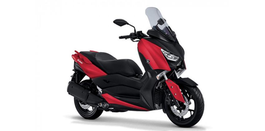 Yamaha Xmax 250 0