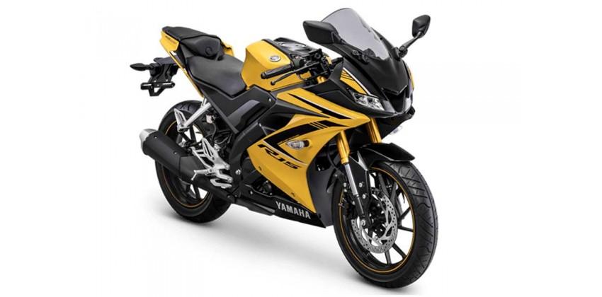 Yamaha YZF-R15 0