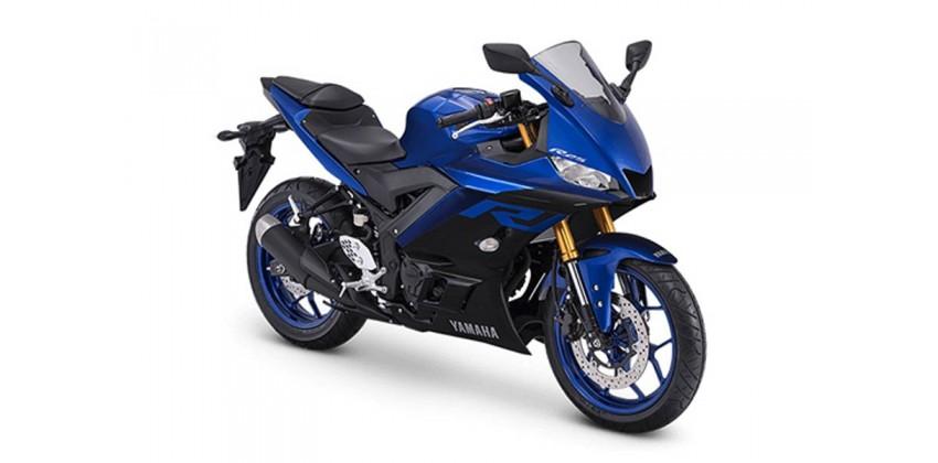 Yamaha YZF-R25 0