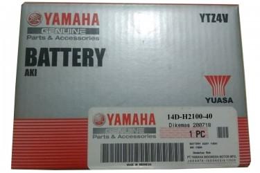Yamaha Genuine Parts 14D-H2100-40 Aki Motor Kering