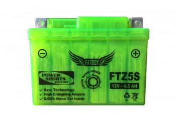 FTZ5S Aki Motor Aki Kering