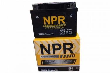 NPR GTZ-5S Aki Motor Kering