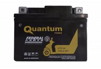Federal Parts GTZ5S Aki Motor Kering Quantum