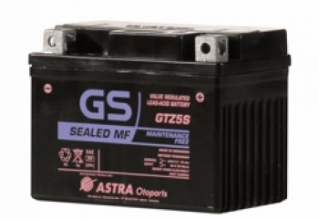 GS ASTRA GTZ-5S Aki Motor Kering