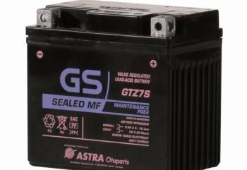 GS ASTRA GTZ-7S Aki Motor Kering