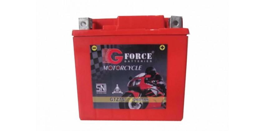 G Force Aki Motor Aki Kering 0