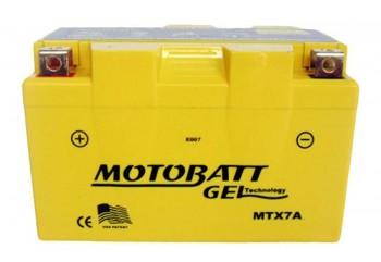 MOTOBATT MTX7A Aki Motor