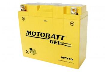 MOTOBATT MTX7D Aki Motor