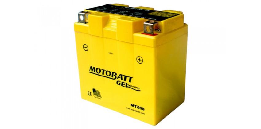MOTOBATT MTZ6S Aki Motor 0