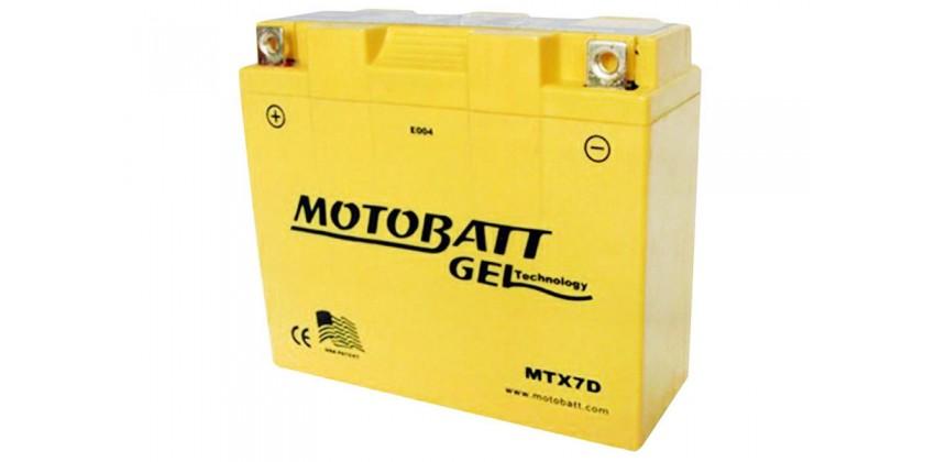 Motobatt MTX7D Aki Motor Kering 0