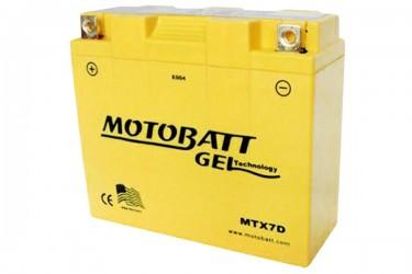 Motobatt MTX7D Aki Motor Kering