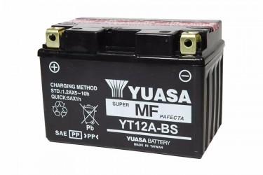 Yuasa YT12A-BS Aki Motor Kering