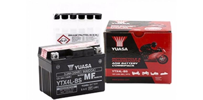 YTX4L-BS Aki Motor Aki Kering 0
