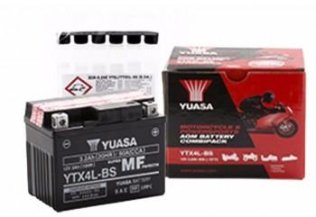 YTX4L-BS Aki Motor Aki Kering