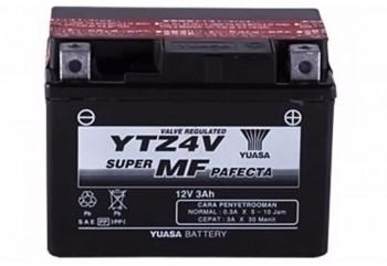 Yuasa YTZ4-V Aki Motor Kering