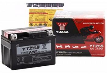 Yuasa YTZ5-S Aki Motor Kering