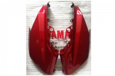 Yamaha Genuine Parts 14867 Aksesori Body Cover Side Hitam
