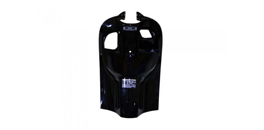 Honda Genuine Parts 15722 Aksesori Body Leg Shield (Dek Kunci) Abu-abu 0