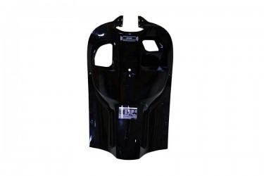 Honda Genuine Parts 15722 Aksesori Body Leg Shield (Dek Kunci) Abu-abu