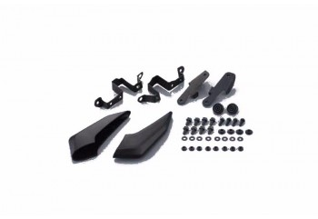 Yamaha Genuine Part & Accessories 1WDF11D00000 Aksesori Body Frameslider Hitam