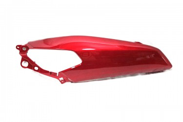 Yamaha Genuine Parts 2DP-F1711-00-P3 Aksesori Body Cover Side Merah Kiri