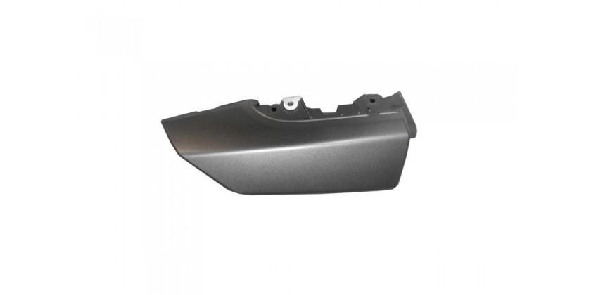 Yamaha Genuine Parts 2DP-F835U-00-P0 Aksesori Body Depan Silver Kanan 0