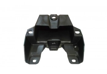 Suzuki Genuine Part Brace Cowling Lower Aksesori Body Depan Hitam