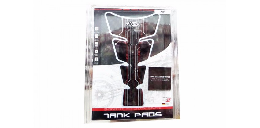 X-Lite Logo Tank Pad 0