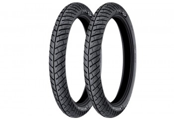 MICHELIN City Grip Pro 80-90-14 46P Reinf Ban Tubeless