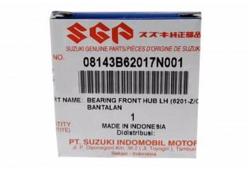 Suzuki Genuine Part 08143B62017N001 Bearing Roda