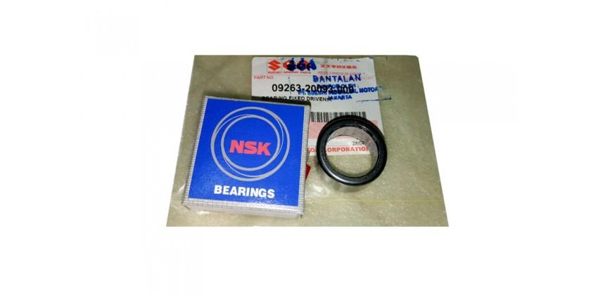 09263-20093-000 Bearing Pulley Suzuki Skywave, Suzuki Spin 125 0